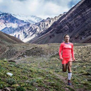 Sondre Amdahl quedó en el puesto 20 Transvulcania 2013.