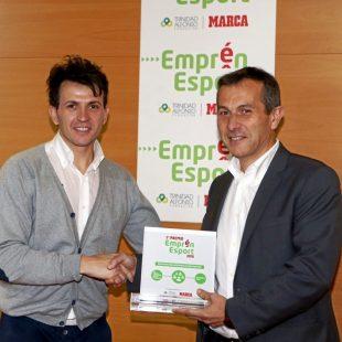 Penyagolosa Trail recibe el premio Emprén Esport 2015