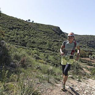 Participante en Penyagolosa Trail 2015