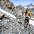 Manuel Merillas en la Ice-Trail Tarentaise 2015