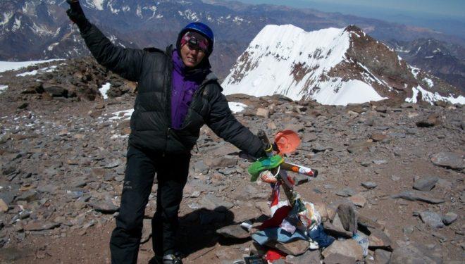 La guía de montaña