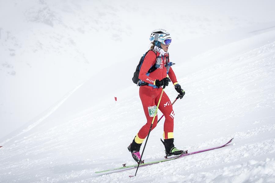 de la Copa del Mundo de Esquí de Montaña 2017