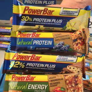 Barritas PowerBar Natural Protein