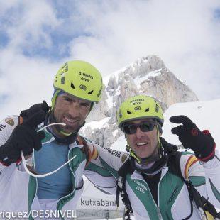 Luis Alberto Hernando y Kiko Navarro ganadores primera etapa de la 41 Travesía Andrés de Regil 2016