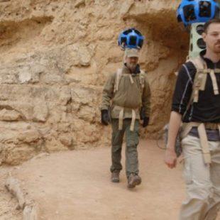 Dispositivo Google Trekker como el que se utilizará en la Western States