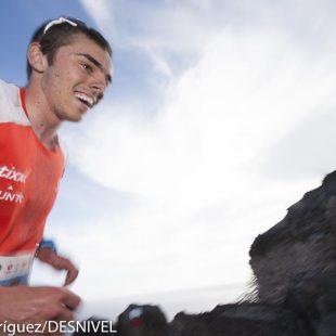 Jan Margarit en Kilómetro Vertical Transvulcania 2016
