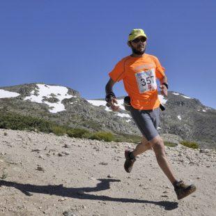 Participante Maratón Alpino Madrileño 2015