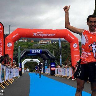 Cristofer Clemente ganador Madeira UltraSky Marathon (2ª prueba de las Skyrunner World Series UltraSky)