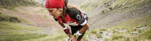AzaAzara García en el Campeonato Mundo Carreras por Montaña 2016 celebrado en Barruera (Vall de Boí). Quedó subcampeona SkyRunning (42k).