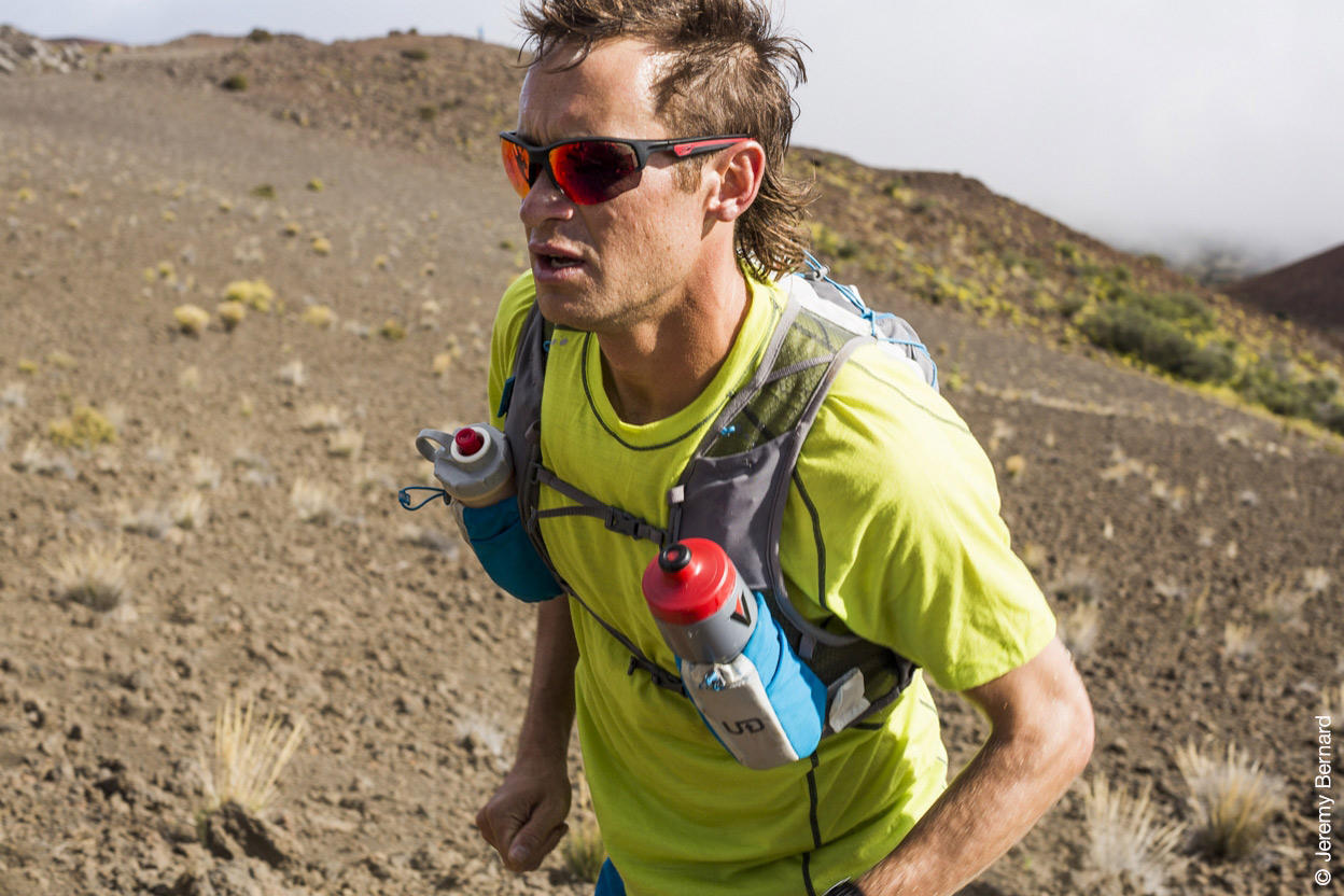 El corredor de montaña estadounidense Jason Schlarb