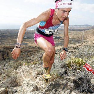 Maite Maiora ganadora Haria Extreme en categoría Medium (hizo los 26 kilómetros en 02:10:47).