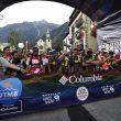 Salida del Ultra Trail Mont Blanc 2016