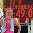 Emelie Forsberg tras vencer el Trofeo Kima 2016
