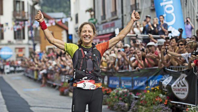 Caroline Chaverot ganador de la UTMB 2016