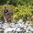 Victoria Santamaría ganadora del Kilómetro Vertical al Cereisaleu 2016