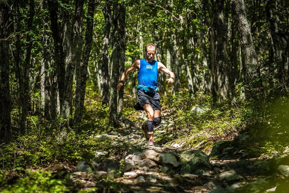 Karl Meltzer en el Appalachian Trail