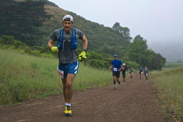 Corredores en las Endurance Challenge Series de San Francisco