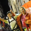 Mercedes Arcos Zafra y Caroline Chaverot