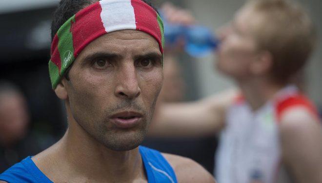 Hassan Ait Chaou quedó en el puesto 8 de la SkyRace de Limone 2014