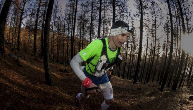 Sebastien Chaigneau en la The North Face Transgrancanaria 2014