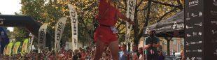 Luis Alberto Hernando en el Campeonato del Mundo de Trail 2016