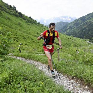 Luis Alberto Hernando en el Campeonato Mundo Ultra Trail Annecy (IAU Trail World Championships 2015)