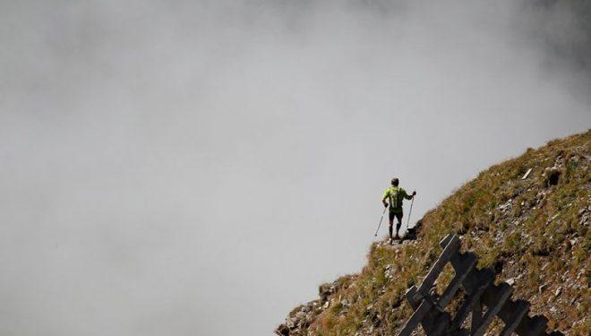 Gore-Tex Transalpine Run. 4ª etapa.