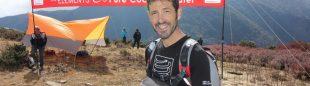 Miquel Capó en la Everest Trail race 2016