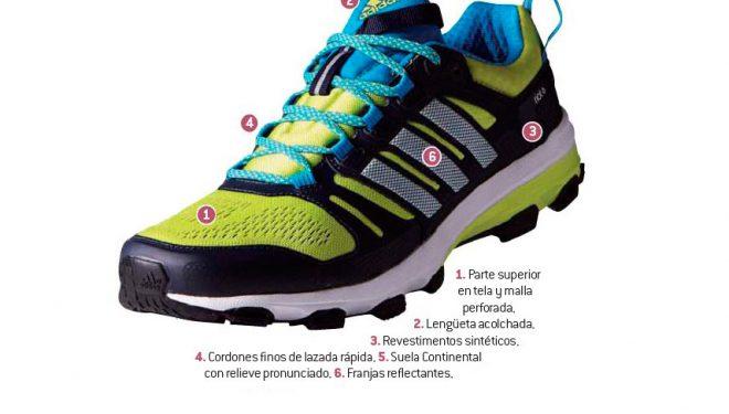 Zapatilla Supernova Riot 6 de Adidas