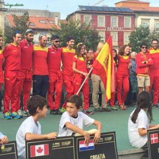 Delegación española al Campeonato del Mundo de Trail 2016