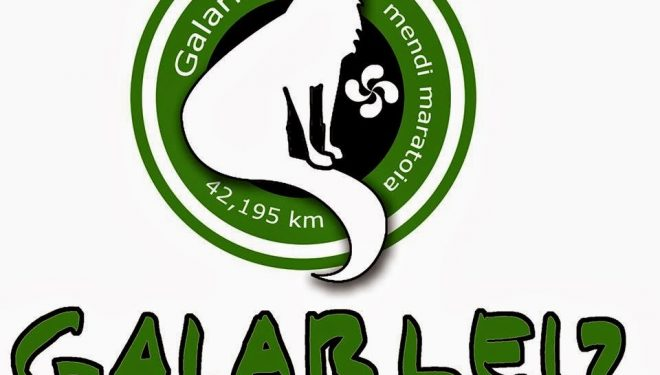 Logo Maratón Montaña Galarleiz