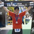 Pau Capell entra en meta y se convierte en el ganador de la Transgrancanaria 2017