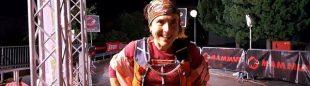 Maite Maiora en la Swiss Irontrail T121 (128k) que ganó (agosto 2016)