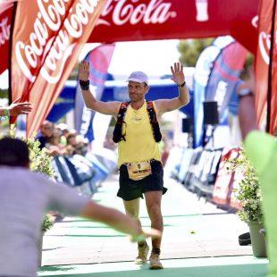 Isma Marqués ha completado su sexta Trail Menorca Camí de Cavalls (ha participado y terminado en todas las ediciones)