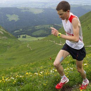 El corredor de montaña suizo Remi Bonnet
