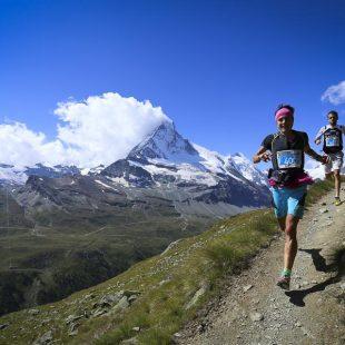 Maite Maiora  en la Matterhorn Ultraks 46K 2014
