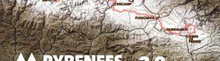 Recorrido y etapas de la Pyrenees Stage Run 2017