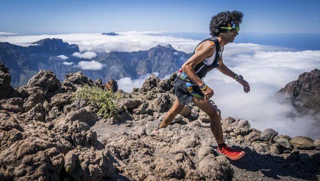 Zaid Ait Malek tercer clasificado Transvulcania 2017