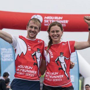 Jon Albon e Hillary Allen ganadores de la Ultra SkyMarathon Madeira 2017