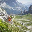 Fabien Antolinos en la Lavaredo Ultra-Trail 2017