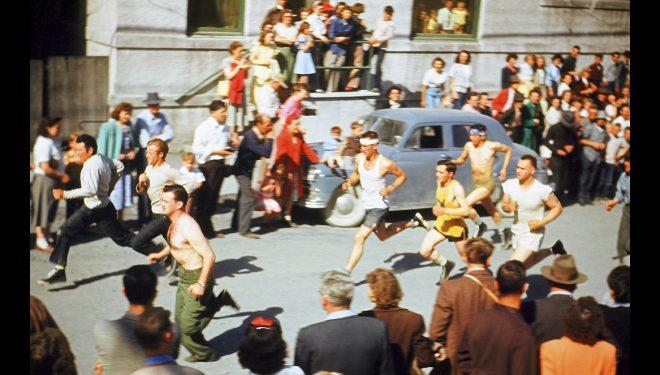 Mount Marathon Race 1947