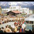 La salida de The Mount Marathon Race 1947