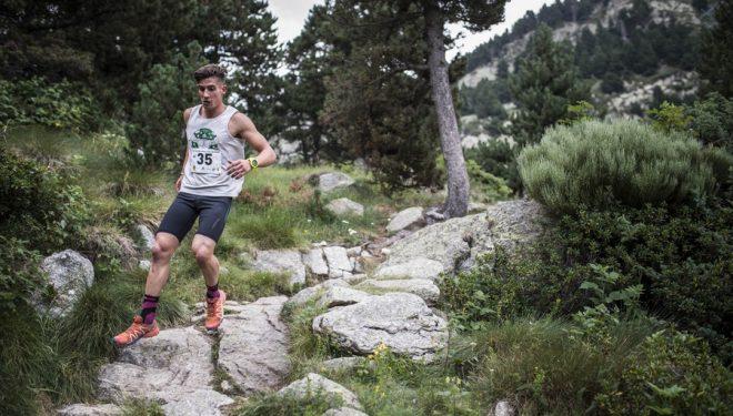 Joan Miras fue el más rápido en completar el descenso desde Núria hasta Queralbs