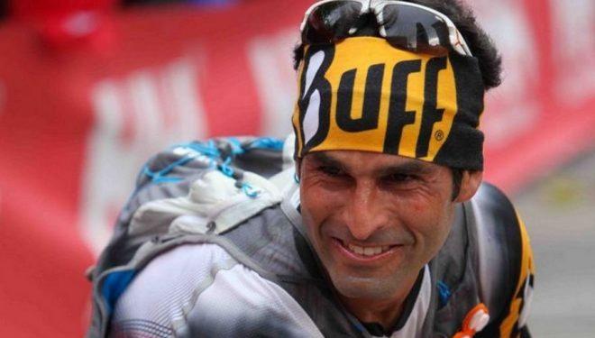 tercer clasificado de Marató de Muntanya de Berga 2012 por la zona de Roques Blanques