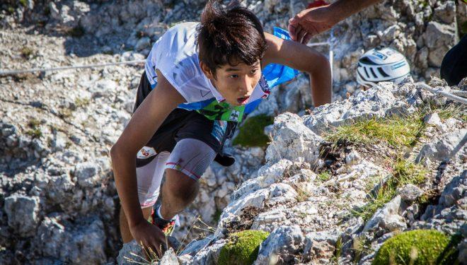 Youth Skyrunning World Championships 2016 en Italia
