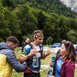 Luis Duarte cruza en segundo lugar la meta de la Buff Epic Trail Ultramarathon 2017