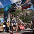 Núria Picas cruza en primera posición la meta de la Buff Epic trail Half Marathon 2017