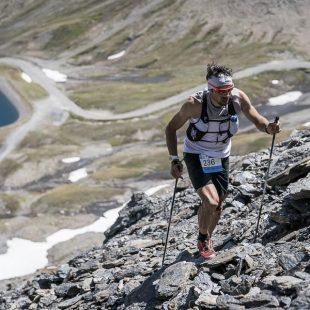 Luis Alberto Hernando ganó el Campeonato Europa SkyRunning que se celebró en la High Trail Vanoise