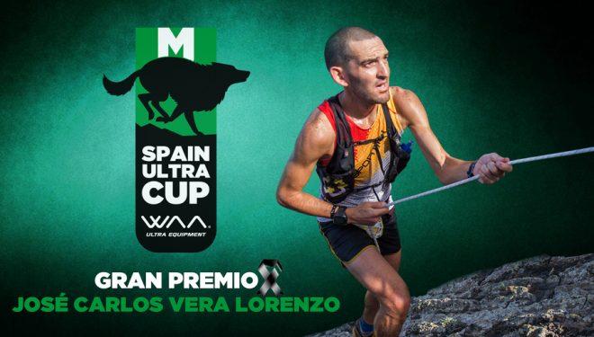 Cartel en homenaje a José Carlos Vera Lorenzo