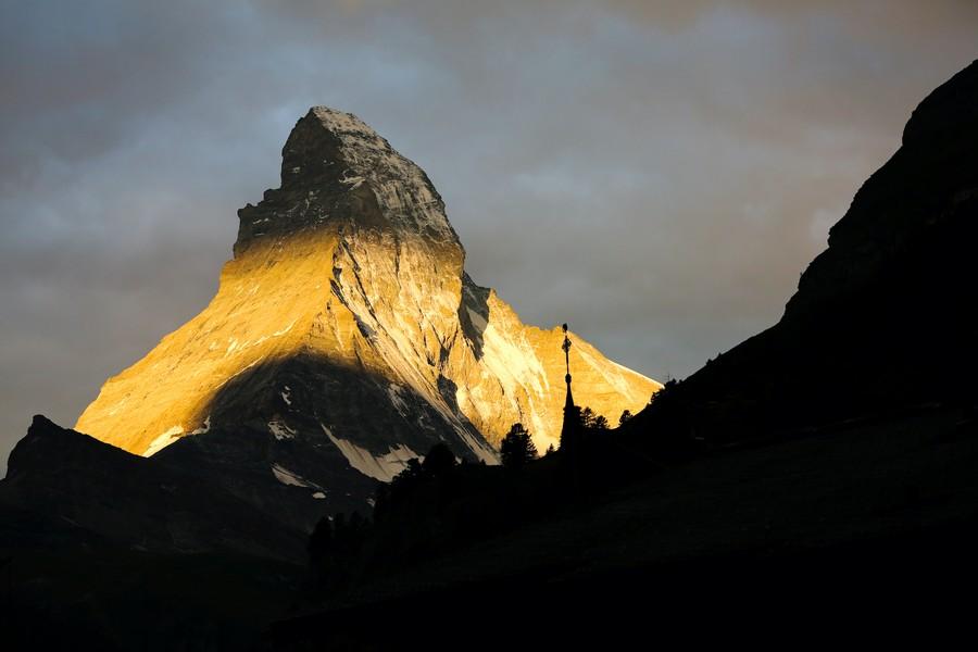 El Matterhorn vigila la edición 2016 de la carrera